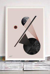 BAU1 – Dagens Poster