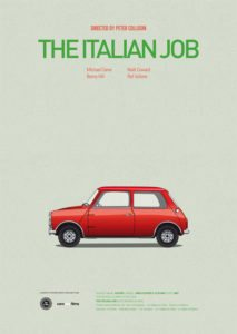Cars and Films – Dagens Poster