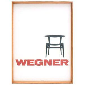Hyldest til Wegner – Dagens Poster