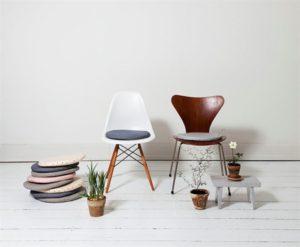 Smukke stolehynder til spisebordsstolene
