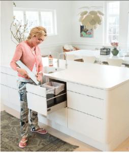 Susannes Køkkendagbog #3 – Køkkenet er færdigt!