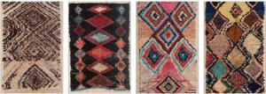 Tendenser: Marokkanske tæpper