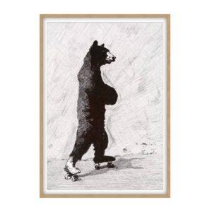 Rullebjørnen – Dagens Poster