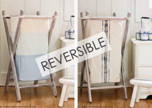 DIY: Lav din egen vasketøjskurv