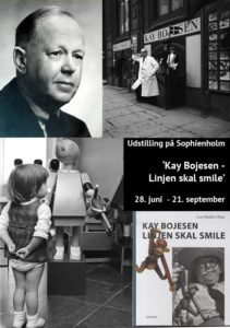 'Kay Bojesen – Linjen skal smile' – GIVE AWAY