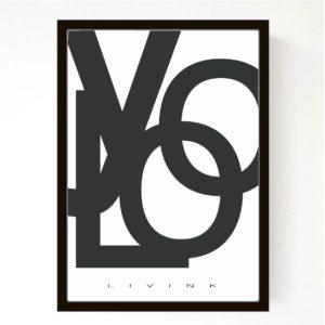 YOLO – Dagens Poster