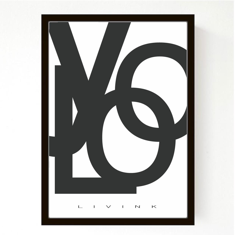 yolo-poster-typografi-plakat-print