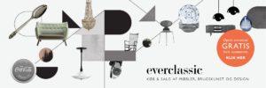 EVERCLASSIC – din nye designpusher!