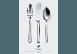 Kniv, ske og gaffel – Dagens Poster