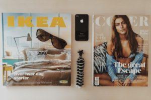 Vind Limited Edition af det nye IKEA katalog