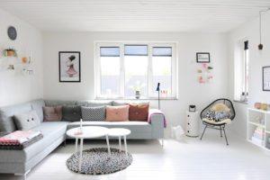 Boligreportage: Et hjem i pasteller!