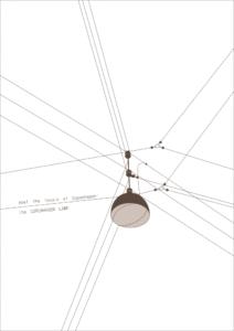 Copenhagen Lamp – Dagens Poster