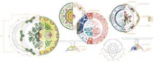 HYBRID: Skizofrent porcelæn fra 2 forskellige verdensdele