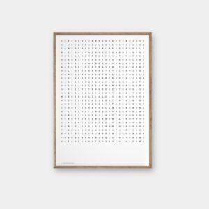 Lettercity – Dagens Poster