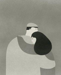 El abrazo – Dagens Poster
