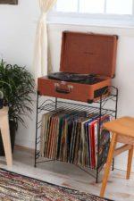 Hvor ligger din vinyl og støver?