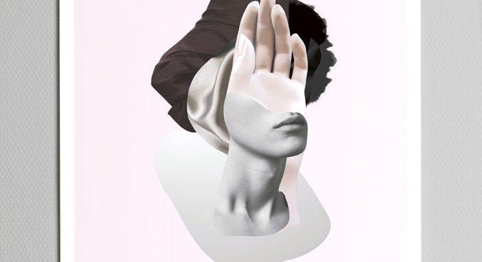 mariken_steen_salut-art-artprint-kunst-print-plakat-poster-illustration-breastcancer