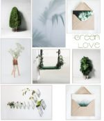 Green – lots of green