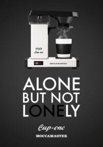 Låge 23 – Cup-one, -verdens bedste kaffebrygger