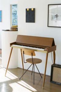 Drømme-klaver til det lille hjem