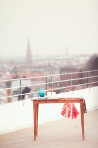 DryUnder – genialt bord og tørrestativ i ét