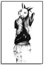 Ms. Bunny – Dagens Poster
