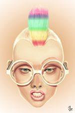 Rainbow Art – Dagens Poster