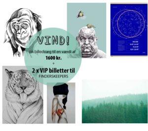 VIND EN BILLEDVÆG OG VIP BILLETTTER…
