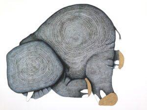 ELEPHANT – DAGENS POSTER