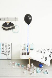"""Lækker """"GIVE AWAY"""" fra Design Letters cool børneunivers"""