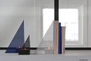 NEWS: Skulpturel lysestage med flere dimensioner