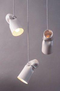 En følsom lampe
