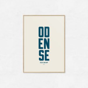 ODENSE – Dagens Poster