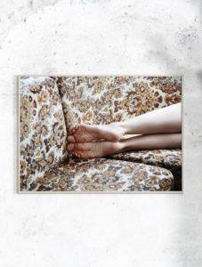 RESTLESS FEET – Dagens Poster