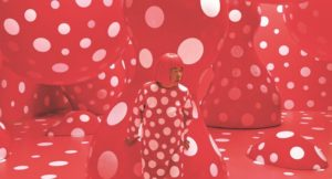 Kusama på Louisiana
