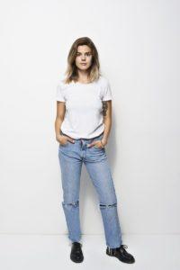 Laura Bilde i samspil med Kristina Dam Studio