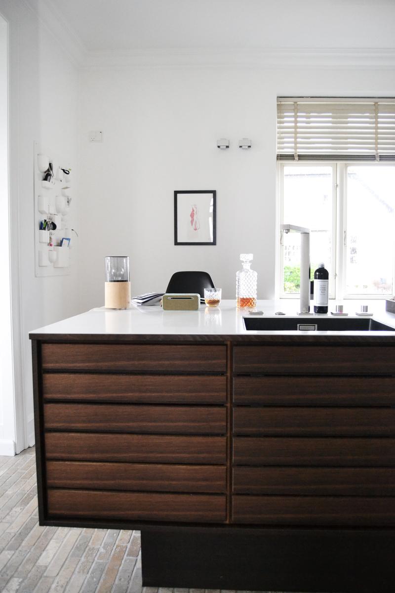 Et køkken 3 look stylet af Boligcious