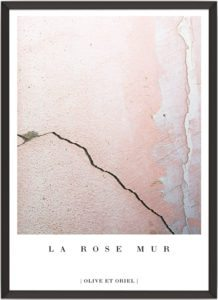 La Rose Mur – Dagens poster