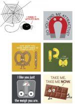 Plakater til smilebåndet – Dagens poster