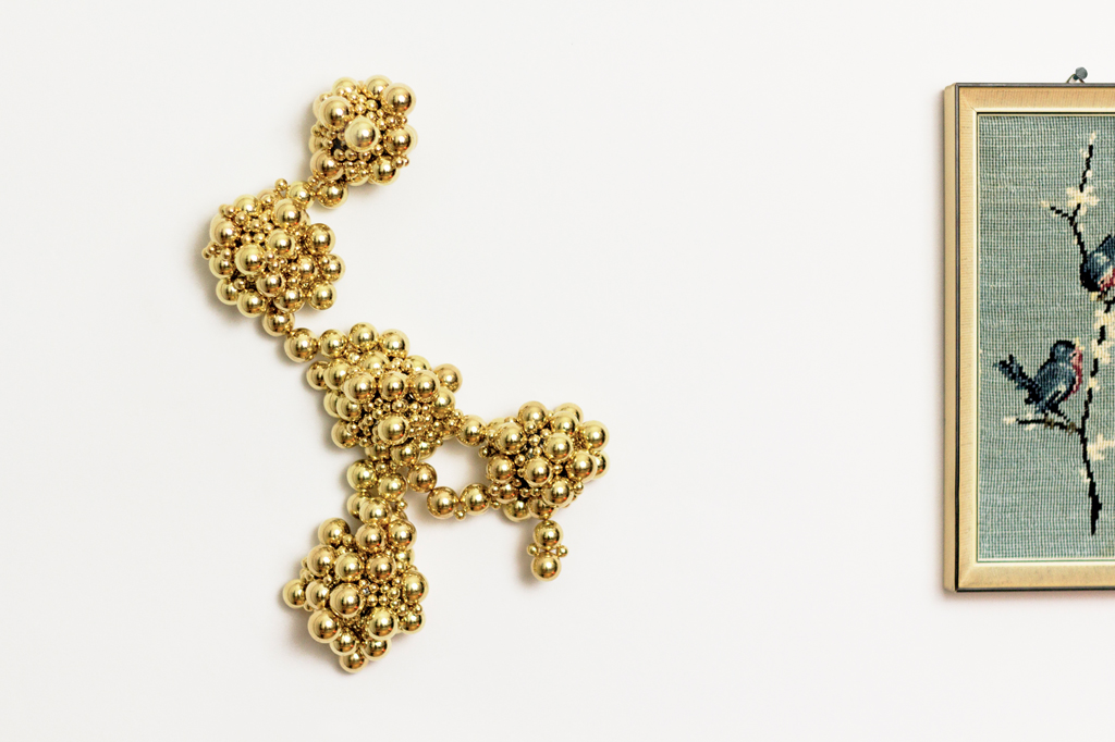 En sværm af molekyler