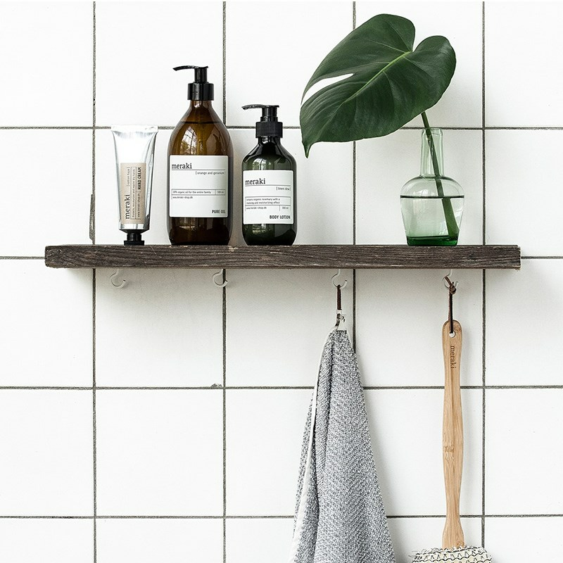 Tilfør lidt luksus og wellness til badeværelset