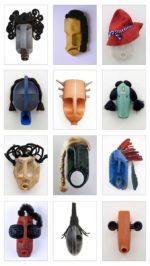 Affald vender tilbage i form af masker