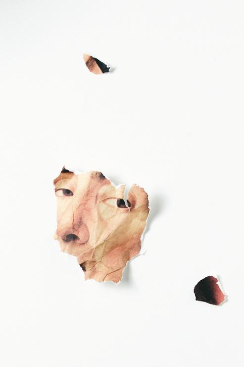 Fragmenter af et portræt