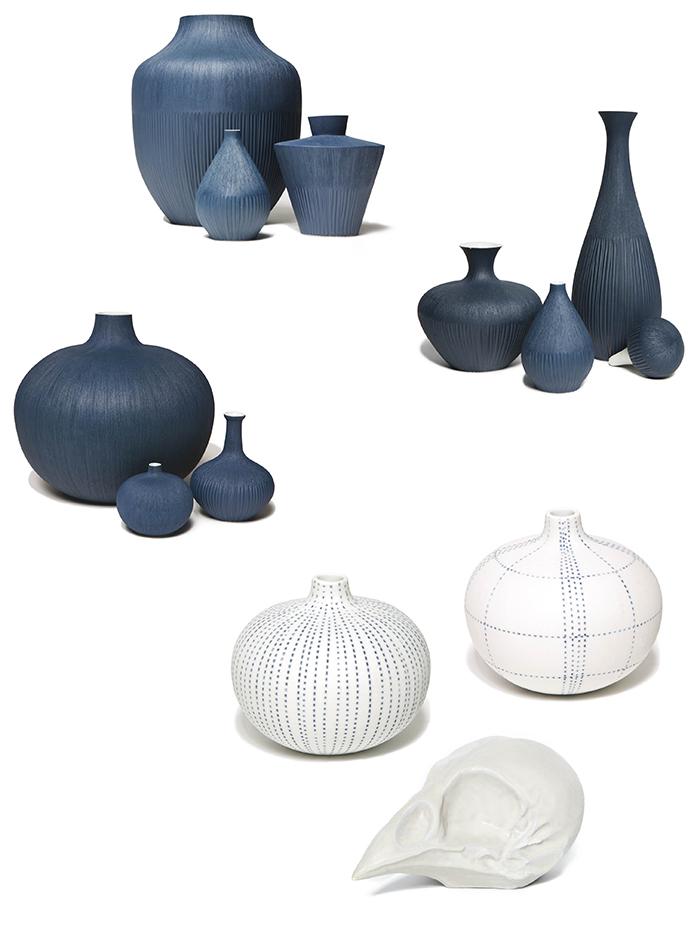 Små organiske vaser