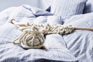 knit-sengetoej