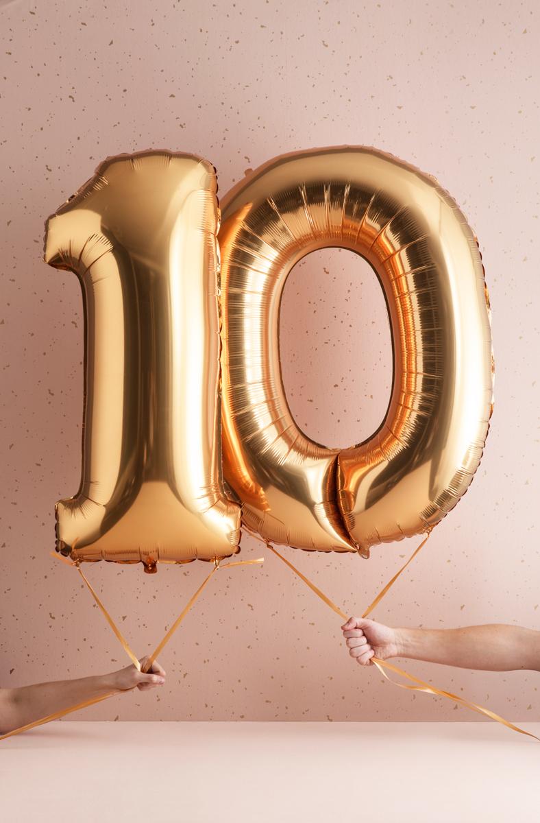Tillykke med de 10 år Ferm Living