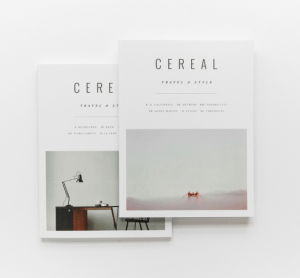 Cereal Magazine – Cereal City Guides