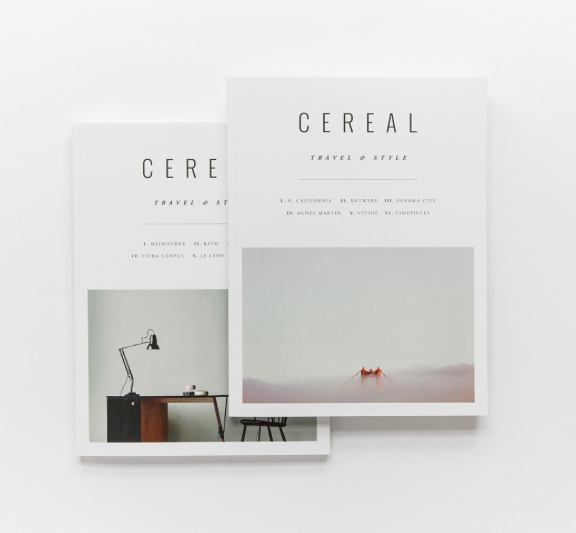 Cereal Magazine - Cereal City Guides