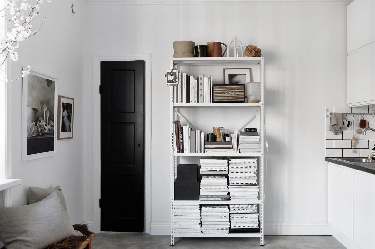 Sådan indretter du et 1-værelses lejlighed! - BoligciousBoligcious