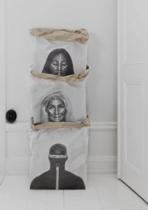 warriors-of-the-world-craft-paper-bag